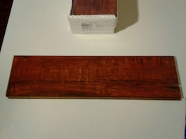 Perry Hickory laminate flooring 5 cases