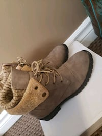 Size 10 boots  Aylmer, N5H 2R5