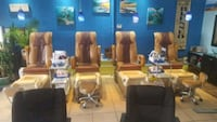 pedicure chairs Rogers, 72756