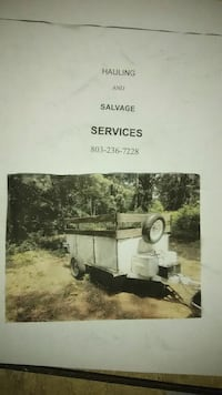 Hauling and Salvage Eastover, 29044