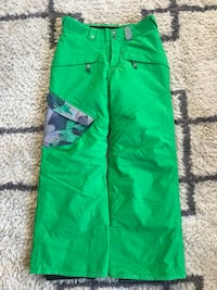 Salomon snow pants - girls size 10 Springfield, 22152