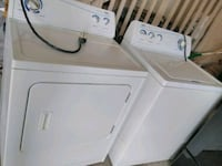 Washer and dryer Edmonton, T5T 6P7