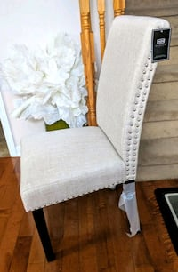 Ancaster. New chairs. Beige and black  Hamilton, L9K 0C5