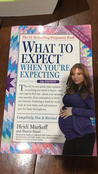 What to Expect When You're Expecting book Brampton, L6S 2Z6