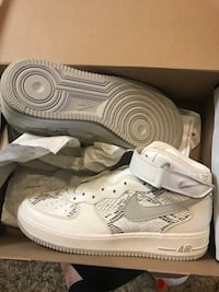 Air Force 1s snake skin rare  Mission Viejo, 92692
