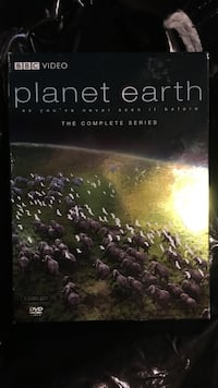 Planet Earth (DVD) Hamilton, L8J 0G9