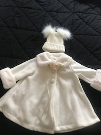 Baby girl hat and jacket  Nokesville, 20181