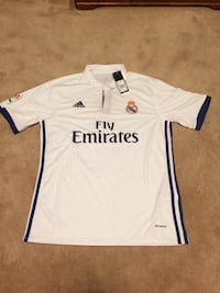 Real Madrid Ronaldo jersey. Men's large  Omaha, 68135