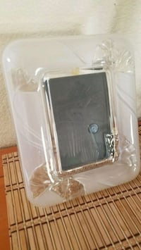 Mikasa etched glass picture frame Henderson, 89014
