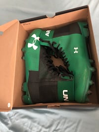 Under Armour football cleats men's size 8.5 Naperville, 60540