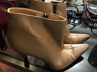 ALDO Tan Leather Booties Mississauga, L5V 1S3