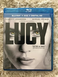 Lucy, dvd only no case never used  Tacoma, 98405