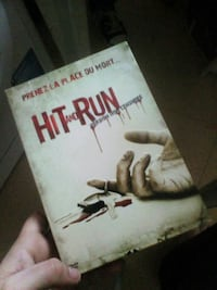 Hit and Run cas de film DVD Bouffere, 85600