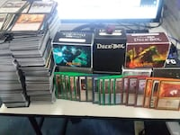 Magic the Gathering Card 3500 Card Mixed Bulk Lot with Deck Accessorie