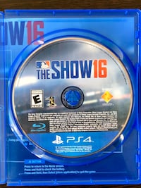 PS4 The Show 16 MLB Game Miami, 33126
