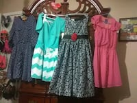 4 little girls dresses