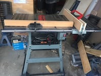Delta XL10 Table saw Chestermere, T1X 1T8