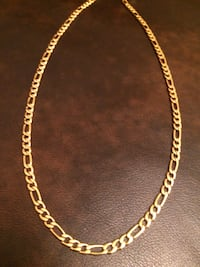 gold-colored chain necklace Mississauga, L5V 2Z6