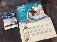 Electronic water bowl with filters Burlington, L7R 3W5