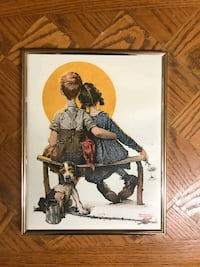 Norman Rockwell print St. Catharines, L2S 4E1