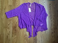 NEW Women's Cardigan Size 18/20 Fairfax, 22032