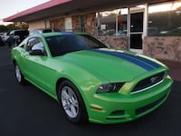2013 Ford Mustang Coupe 2D Fremont