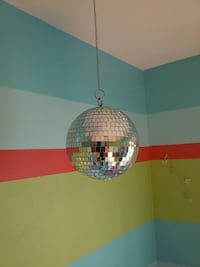 Small hanging disco ball Woodbridge, 22192