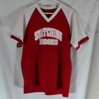 Snatching Kisses Jersey/Shirt - Medium Burnaby, V5G