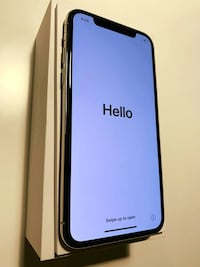 iPhone X 64GB, unlocked, Perfect condition. Lawrenceville, 30043