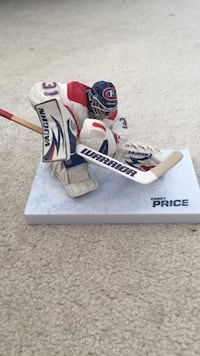Carey Price Macfarlene figure Burnaby, V5E 1H5