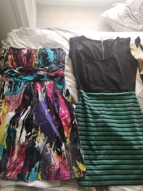 Dresses for sale! Willing to make a deal! 397da492-d969-46e5-9b4c-3985862df45e