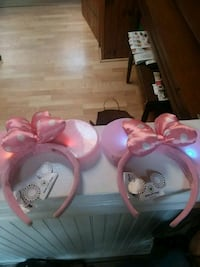 Disney Minnie Mouse Lighted Ears Woonsocket, 02895