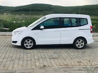 2016 Ford Tourneo Courier Journey Kars Merkez