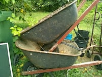 2 wheel barrows  McLean, 22101