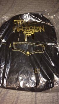 Gold black graffiti true religion bag Brantford, N3R
