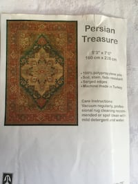 Beautiful Persian Rug. Brand New. Never Used Whitby, L1R 1R3