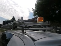 ladder rack with amber light, came off a dodge caravan, will fit other Caledon, L7E 1H8
