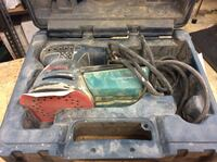 Bosch sander R0S20US used corded with case tested 811787-1  Baltimore, 21205