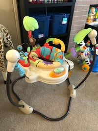 baby's white and blue jumperoo Tucson, 85710
