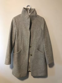 Wilfred Cocoon Wool Coat Toronto, M1P 4P5