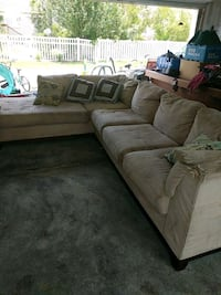 Sectional needs cleaning Summerville, 29483