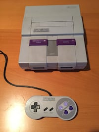Snes with controller Surrey, V3S 4M8