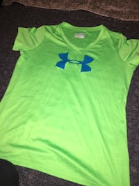 Women's large under armor shirt Red Lion, 17356