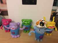 HOME MOVIE toys collection. Entire Collection
