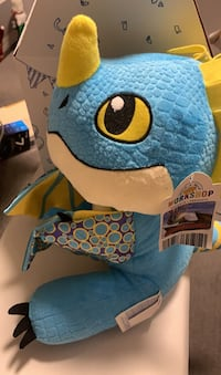 BN dinosaur build a bear