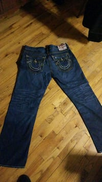 True Religion Size 42 pants Brooklyn, 11216