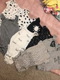Baby girl clothes-Newborn-3mo Shelby Township, 48316