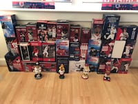 Washington Nationals & Affiliates Bobbleheads Mc Lean, 22102