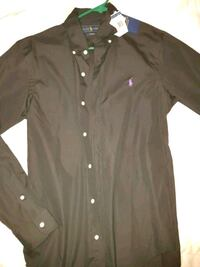 Long sleeve button up polo Ralph Lauren  Ottawa, K1C 1N6
