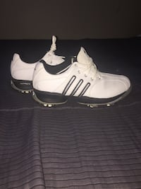 Adidas Tour Traxion Kids Golf Shoes Calgary, T3E